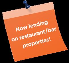 restaurant bar financing