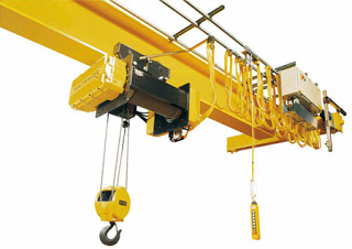 overhead crane equipment leasing